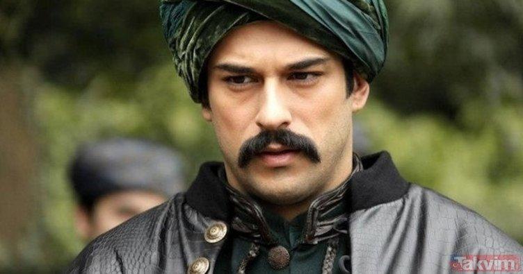 Diriliş Osman'ın Osman Bey'i Burak Özçivit hızlı çıktı! İşte Burak Özçivit'in yeni oyuncağı