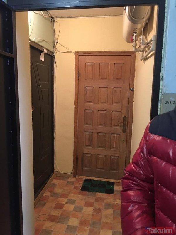 Ukrayna'da vahşice katledilen 2 Türk kızının kaldığı evden yürekleri sızlatan görüntüler