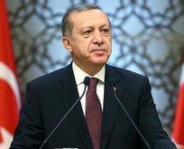 Başkan Erdoğan'dan Kırım mesajı