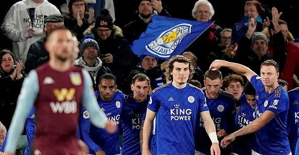 Leicester City'de koronavirüs depremi