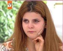 Genç kız herkesi gözyaşlarına boğdu