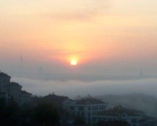 İstanbul'da bu sabah