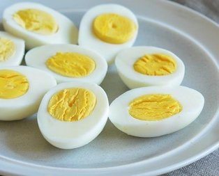 Anne adayları yumurta yesin