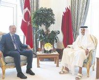 Güç 'Katar'