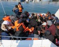 Ege'de göçmen teknesi faciası
