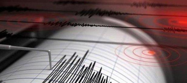 Son dakika: Denizli'nin Çardak ilçesinde korkutan deprem