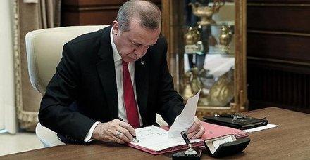 """Son dakika: Başkan Erdoğan, """"En yüksek devlet memuru"""" atamasını yaptı! Metin Kıratlı kimdir?"""