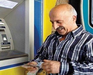 Emekli olmayanlara her ay 601 lira maaş verilecek