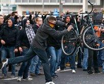 Almanyada sığınmacılara yönelik saldırılar