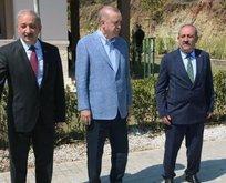 Başkan Erdoğan Muğla'da