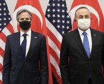 Bakan Çavuşoğlu Blinken ile Afganistan'ı görüştü