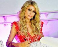 Paris Hilton 'hack'lendi!