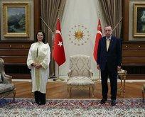 Başkan Erdoğan rektörleri kabul etti