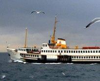 Eminönü ve Karaköy vapurları için yeni karar