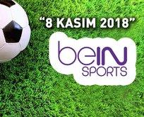 BeIN Sports yayın akışı bilgileri