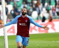 Trabzonspor'dan resmen ayrıldı!