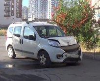 Sivas'ta kaza : 4 yaralı