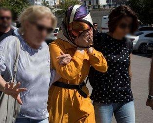 Atatürke hakaret eden Safiye İnci böyle tutuklandı