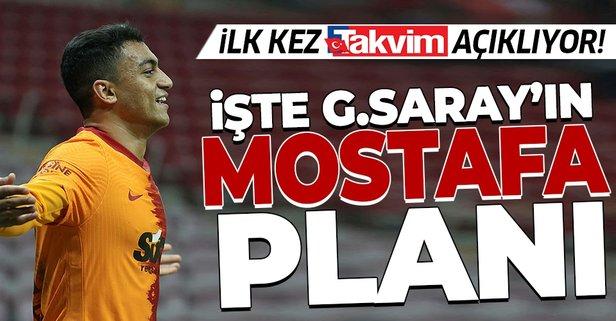 İşte Galatasaray'ın Mostafa Mohamed planı