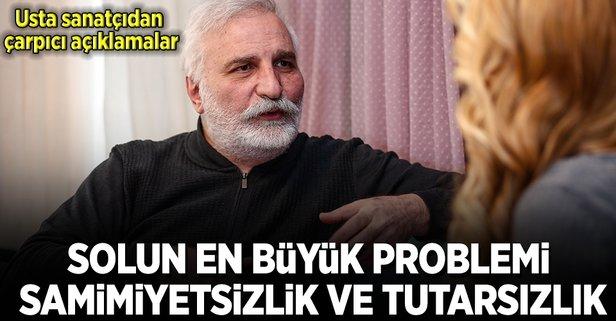 Hasan Kaçan: Solun en büyük problemi samimiyetsizlik