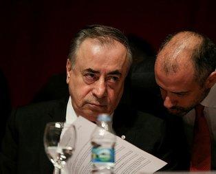 Galatasaray'da başkanlığa ilk aday belli oldu