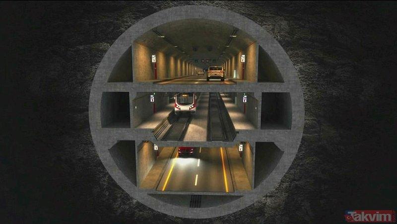 Büyük İstanbul Tüneli proje çalışmalarında son aşamaya gelindi
