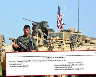 ABD'de skandal! PKK, Washingtonda büro açmak için başvurdu