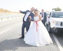 Düğün yolu!
