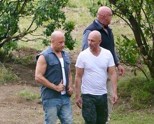 Vin Diesel gözyaşlarına boğuldu!