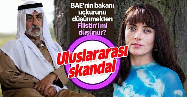 BAE bakanının skandal taciz iddiası
