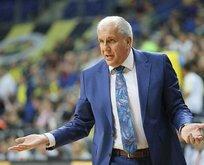 Fenerbahçe'den flaş Obradovic açıklaması!
