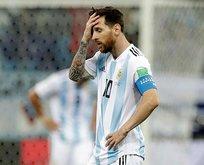 Ronaldodan Messiye tarihi fark!