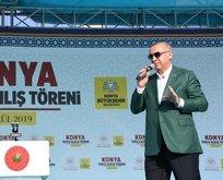 Konyalılardan Davutoğlu'na mesaj