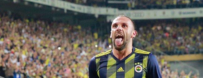 Avrupa devi Fenerbahçeli Vedat Muriç için Türkiye'ye geliyor!