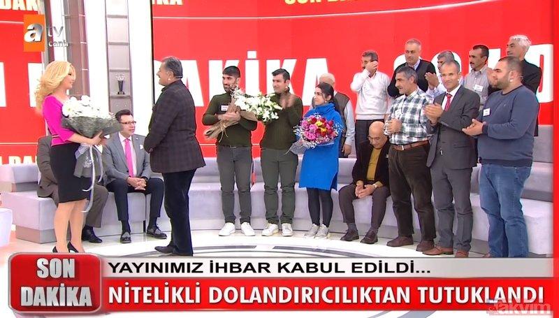 Müge Anlı son dakika haberini verdi! Nihat Hatipoğlu'nun da uyardığı dolandırıcı İhsan Çapar tutuklandı! İşte o anlar