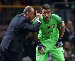 Galatasaray Teknik Direktörü Fatih Terim'den Fernando Muslera açıklaması: Eksikliğini hissedeceğiz