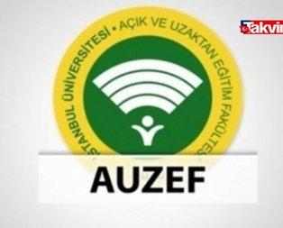AUZEF sınav sonuçları ne zaman açıklanacak 2021?