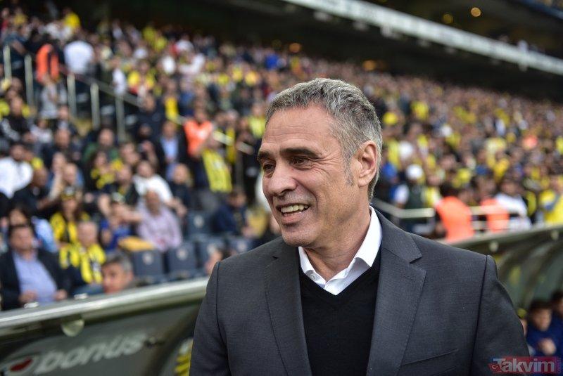 Fenerbahçe taraftarından Ersun Yanal'a şok tepki! Ersun Yanal'ın onuru varsa istifa etmeli!