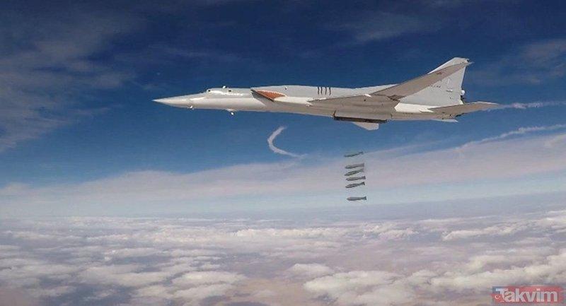 Rusya, yeni bombardıman uçağı Tu-22M3Myi resmen tanıttı