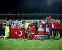 Türkiye-İngiltere Ampute Futbol Şampiyonası Finali
