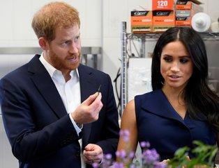 Prens Harry ve Meghan Marklenin Avustralya ziyareti olay oldu
