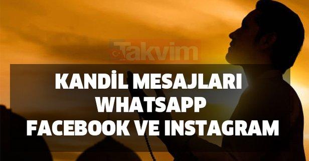 Mevlid Kandili resimli mesajları! Kandil mesajları Whatsapp, Facebook ve Instagram