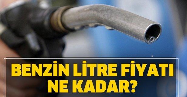 Benzin ve mazot litre fiyatı kaç TL oldu?