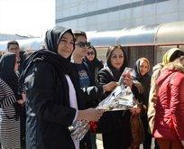 İranlı turistlerden Türkiyeye akın