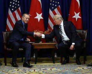 Trumptan Erdoğan tweetleri