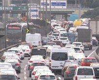 İstanbul'da yola çıkacaklar dikkat