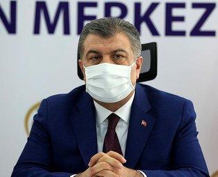 SON DAKİKA: Sağlık Bakanı Fahrettin Koca 6 Kasım koronavirüs sayılarını duyurdu   KOVİD-19 TABLOSU