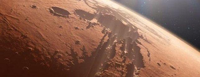 Mars'ta çekilen bu fotoğraf görenleri şoke etti