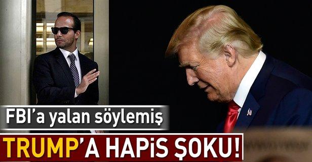 Trump'a hapis şoku!