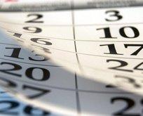 2020'de Kurban Bayramı ve Ramazan ayı ne zaman?